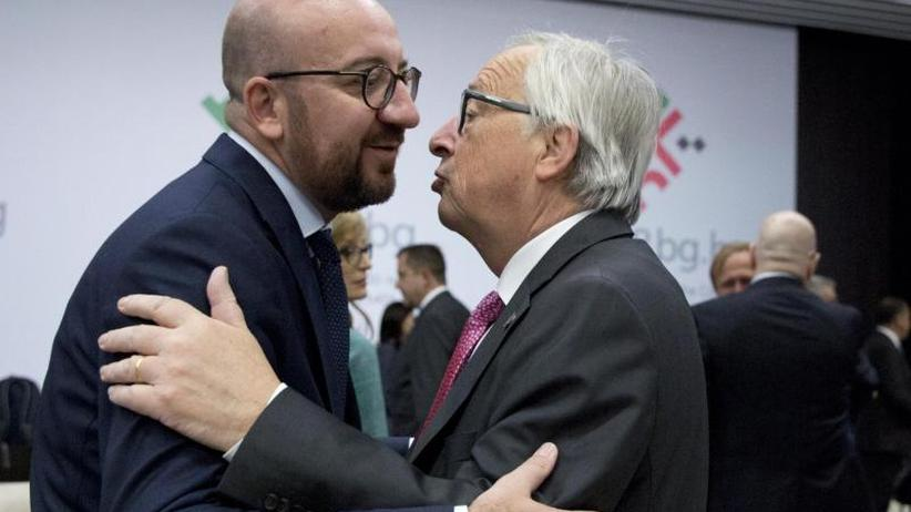 Gipfel in Bulgarien: Die EU macht Trump ein Angebot