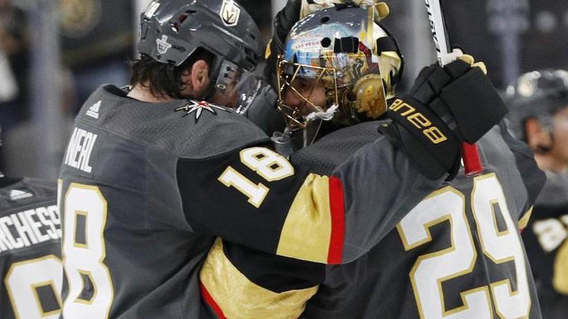 Las Vegas vor großem Coup: Eishockey-Wunder im US-Spielerparadies