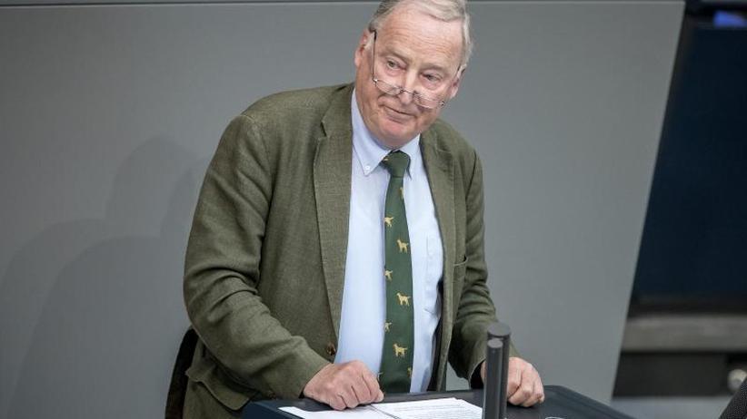 """""""Im Wahlkampf ist Ton rauer"""": Ermittlungen gegen Gauland wegen Volksverhetzung eingestellt"""