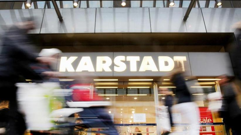 Neue Filialen geplant: Karstadt arbeitet sich aus der Krise