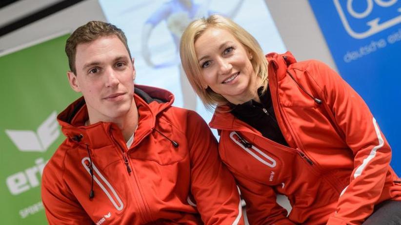 Abschied auf Raten: Olympiasieger Savchenko/Massot machen Pause