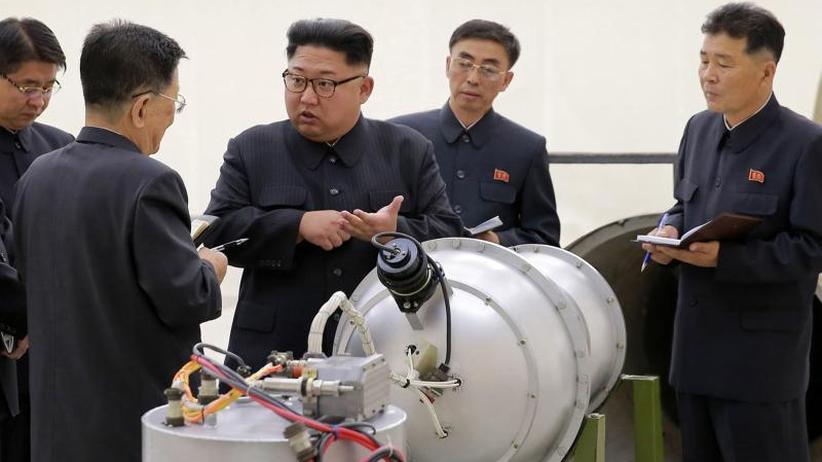 """Vier Wochen vor dem Gipfel: Trump stellt Nordkorea """"starke Sicherheiten"""" in Aussicht"""