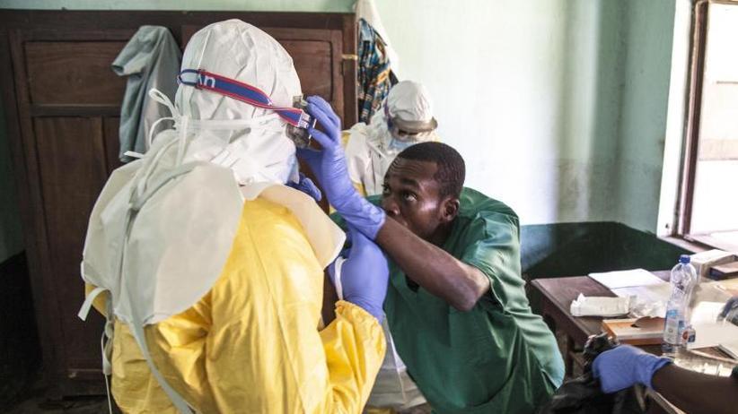 WHO ändert Risiko-Einschätzung: 14 Ebola-Fälle im Kongo bestätigt: ein Toter