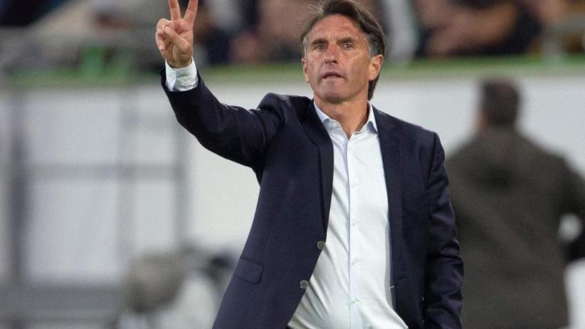 Relegation: Labbadia mahnt, Anfang hofft: Relegation bleibt spannend
