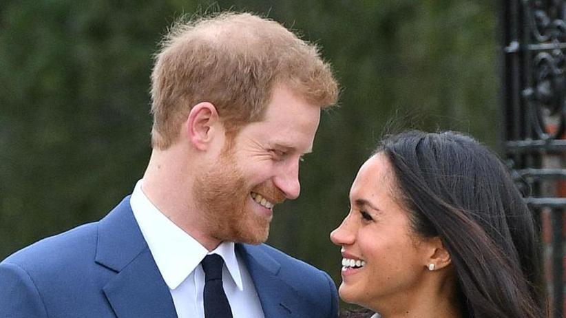 Harry & Meghan: Promis, Prunk, Party: Countdown für royale Hochzeit läuft