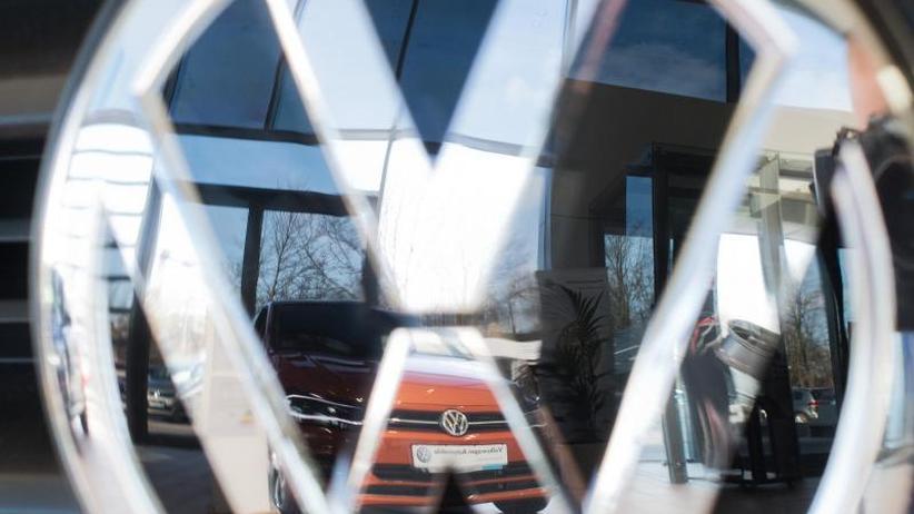Trotz Dieselkrise: Zweistelliges Absatzplus für VW-Konzern im April