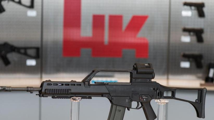 Export von Sturmgewehren: Ermittlungen gegen Heckler & Koch wegen Bestechung