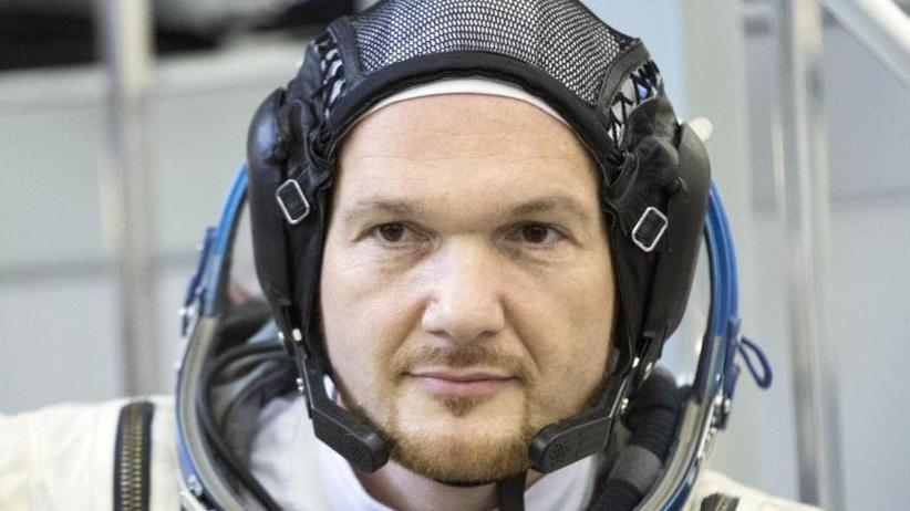 Abflug in Baikonur: Alexander Gerst twittert Playlist zum Start ins All