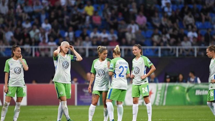 Frauen-Königsklasse: Nach Final-K.o.: VfL-Wolfsburg-Frauen denken an Revanche