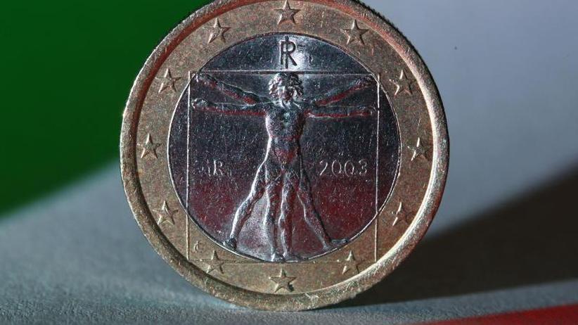 Regierungsbildung in Rom: EU-Kommissar Oettinger warnt Italien vor Euro-Krise