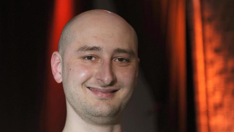 Bluttat in der Ukraine: Kremlkritischer russischer Journalist in Kiew erschossen