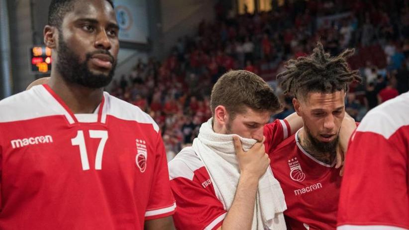"""Basketball-Playoffs: Bamberger nach Ende von Ära:""""Zu viele Schattenmomente"""""""