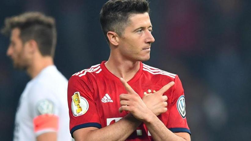 Transfergerücht: Berater: Lewandowski will FC Bayern verlassen