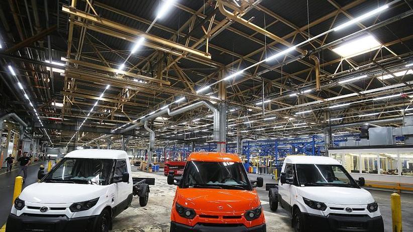 Streetscooter: Post-Tochter will Elektro-Transportern-Produktion verdoppeln