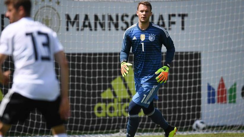 Spielpraxis: Übungsspiel in Eppan: Neuer testet als U20-Torwart