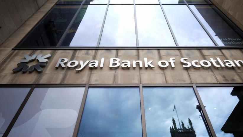 Management-Wechsel: Unerwartet: RBS-Finanzchef Stevenson geht