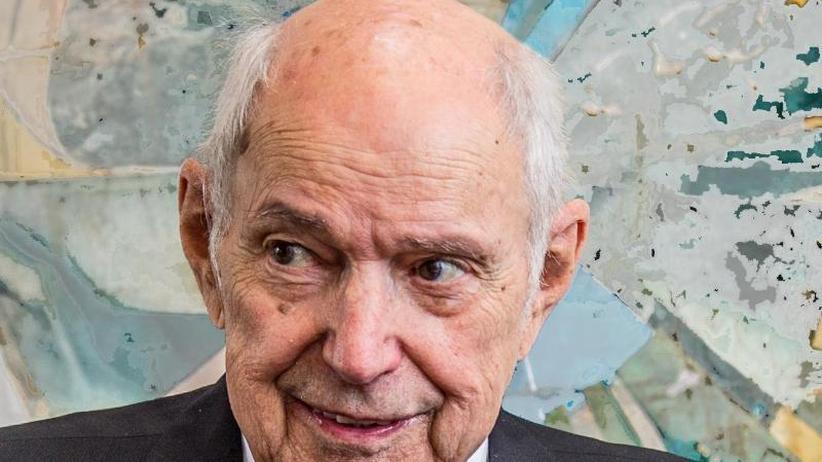 Tod mit 91 Jahren: Architekt Fritz Eller ist gestorben