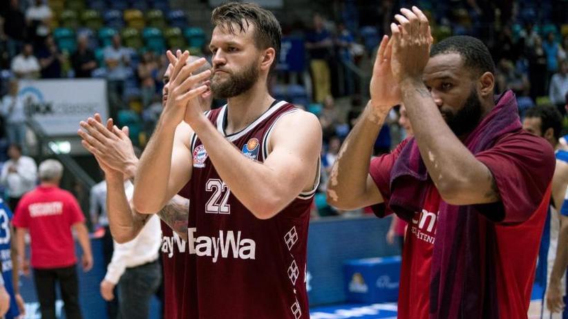BBL-Finale: Druck für Bayern-Basketballer vor Spiel zwei gegen ALBA