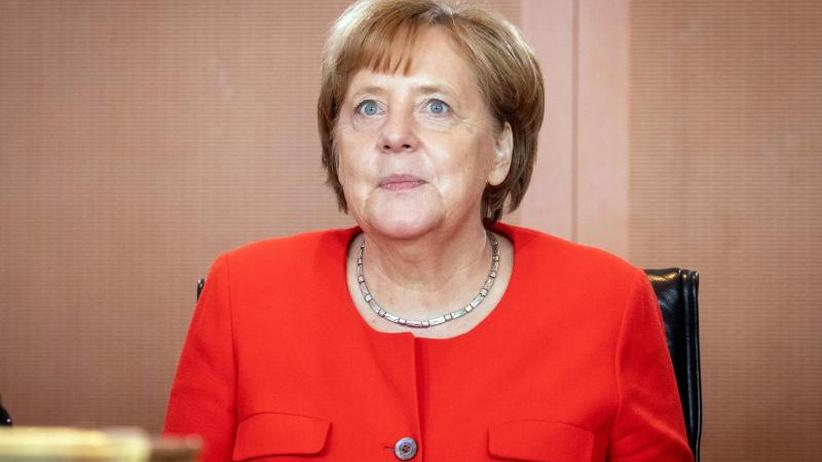 Fragerunde im Bundestag: Merkel stellt sich erstmals Befragung der Abgeordneten