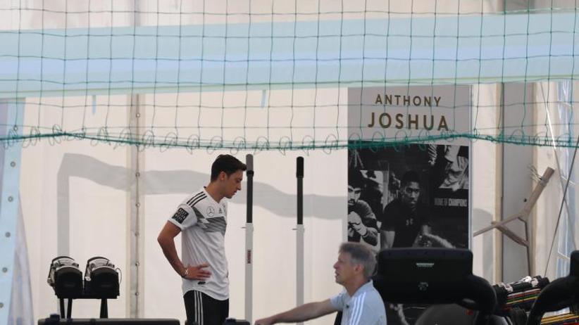 DFB-Team: So tickt Özil: Nur mit Ball fühlt sich Löws Zögling wohl
