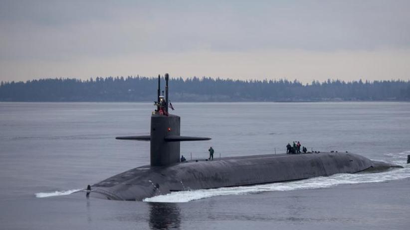 Cyberangriff: Bericht: China stiehlt geheime US-Pläne für U-Boot-Raketen