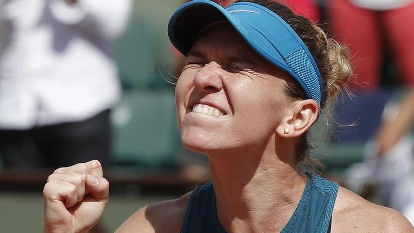 Grand-Slam-Turnier: Halep und Stephens kämpfen um French-Open-Titel
