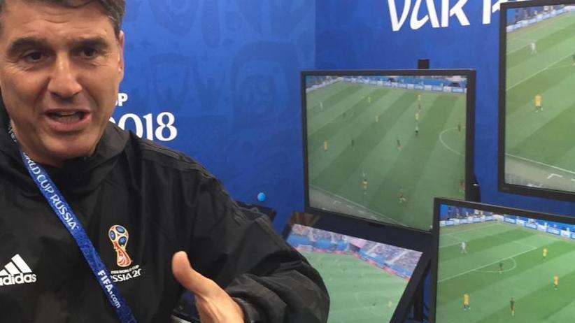 Test auf größtmöglicher Bühne: Kein WM-Tor ohne Abseitskontrolle per Video
