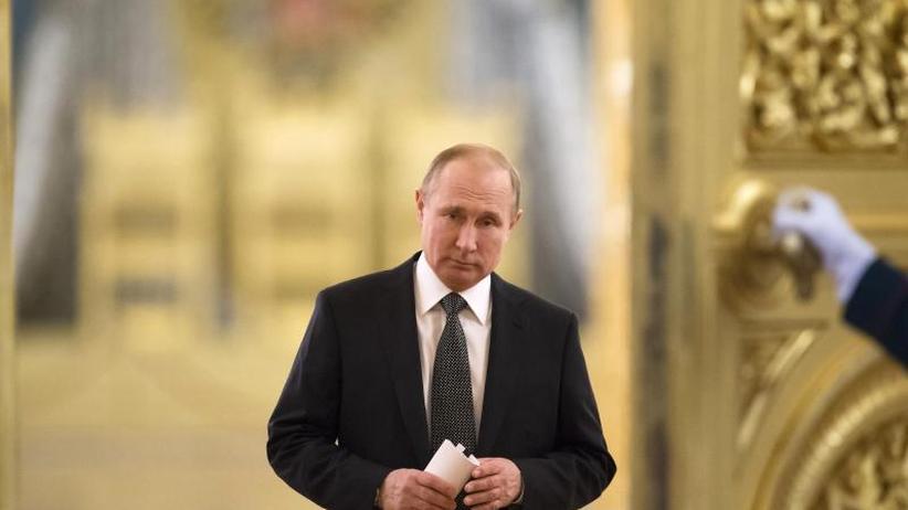 Kein Kommentar zu G7-Rückkehr: Putin: USA bei Verbesserung der Beziehungen in der Pflicht