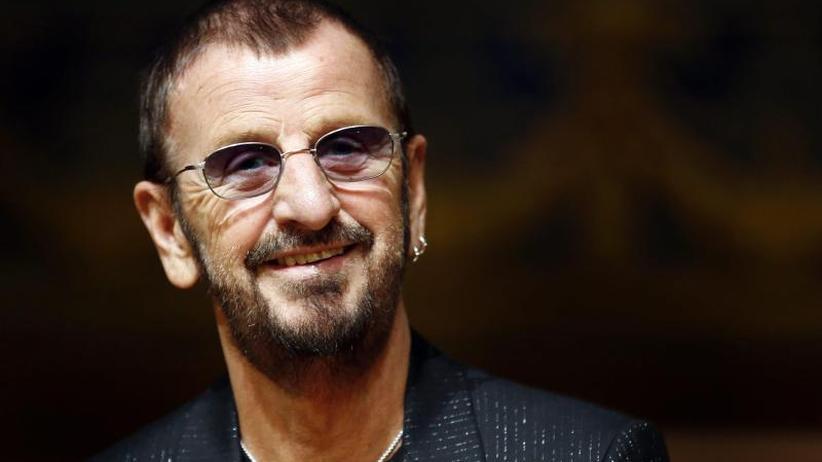 Ex-Beatles-Drummer: Ringo Starr gibt erstes Deutschlandkonzert in Flensburg