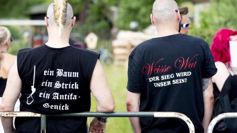 Rechtsrock-Festival: Stadt Themar stellt sich gegen die Neonazis