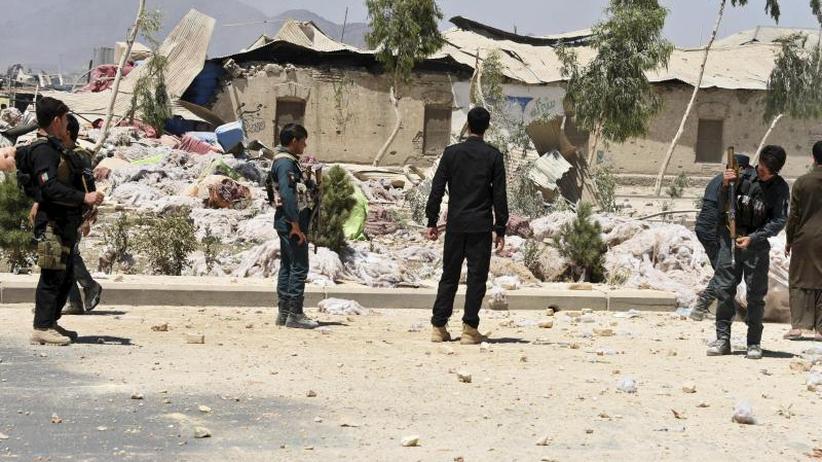 Feuerpause im Ramadan: Taliban kündigen erstmals Waffenruhe in Afghanistan an
