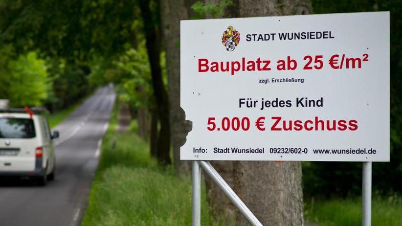 Umfrage: Viele Deutsche sehen Baukindergeld kritisch