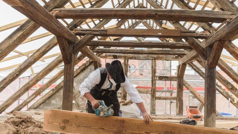 Statistisches Bundesamt: Handwerker steigern Umsatz kräftig