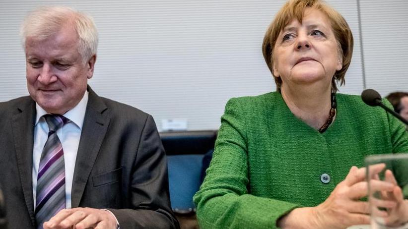 Flüchtlingspolitik: Streit um Abweisung von Migranten: Seehofer will Asylplan