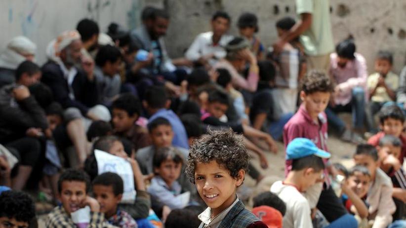Hungersnot und Bombenhagel: Angriff auf zentralen Hafen im Jemen bedroht Hunderttausende