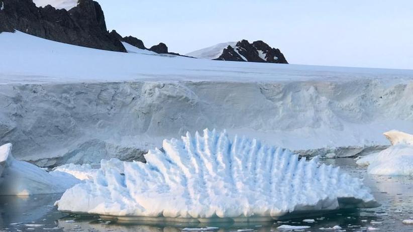 Meeresspiegel steigt: Antarktis-Eis schwindet immer schneller