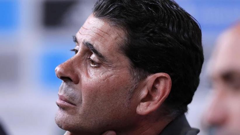 """Neuer Spanien-Coach: Hierro ersetzt Lopetegui - Auch für Löw """"ein Hammer"""""""