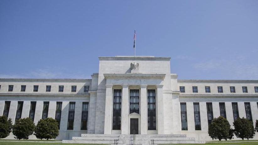 Washington: US-Notenbank erhöht Leitzins