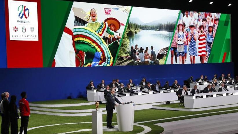 Erste XXL-Weltmeisterschaft: USA, Kanada und Mexiko erhalten Zuschlag für WM 2026