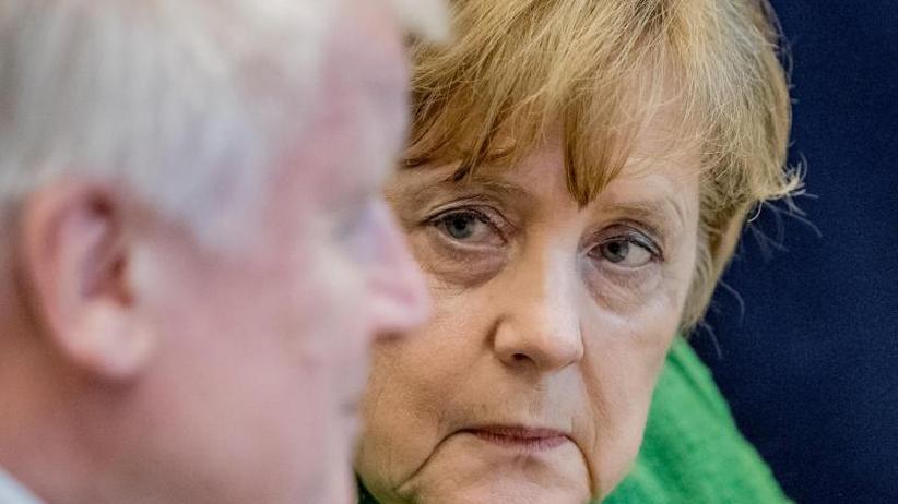 Größte Unions-Krise seit 1976: CSU droht mit Alleingang im Asylstreit und setzt Ultimatum
