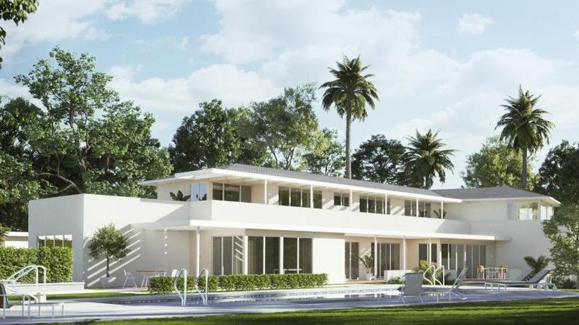 Unter kalifornischen Palmen: Einzug in die Exil-Villa von Thomas Mann