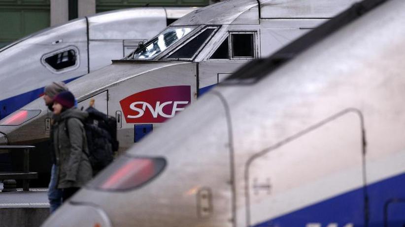 Streiks gehen weiter: Macrons umstrittene Bahnreform ist beschlossen
