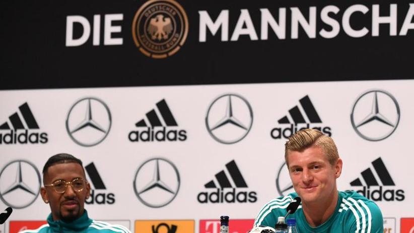 "Spiel gegen Mexiko: DFB-Elf fiebert WM-Start entgegen: ""Froh, wenn es los geht"""