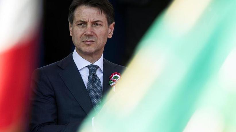 """Versöhnlichere Töne: Italiens Regierungschef trifft nach """"Aquarius""""-Streit Macron"""
