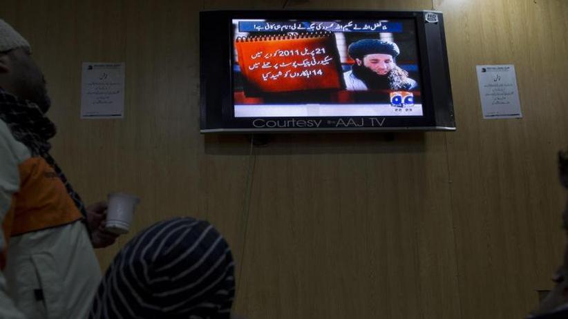 Taliban-Anführer Fazlullah: US-Drohne soll pakistanischen Top-Terroristen getötet haben