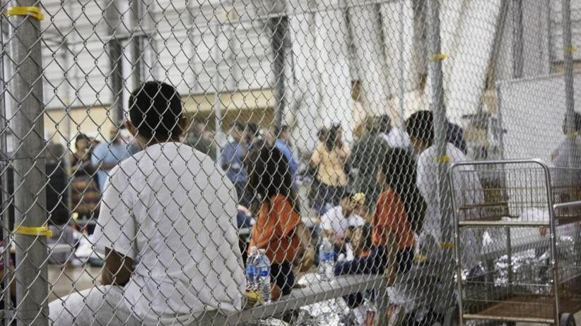 Familien-Trennung an US-Grenze: Aufschrei über Trumps Umgang mit Migrantenkindern