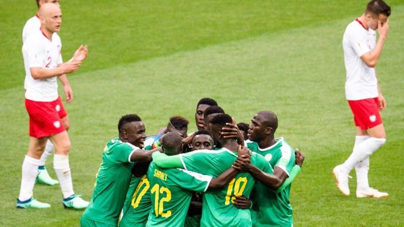 Fehlstart: Lewandowski WM-Debüt misslingt: Polen patzt gegen Senegal