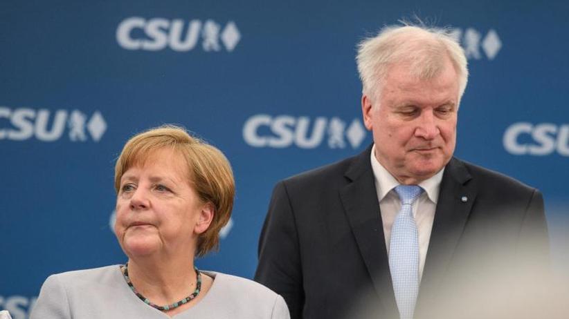 SPD legt auf 19 Prozent zu: Umfrage: CSU käme bundesweit auf 18 Prozent
