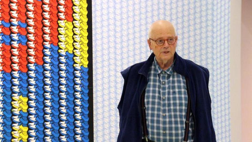 Ausstellung: Pop-Art-Künstler Thomas Bayrle in New York