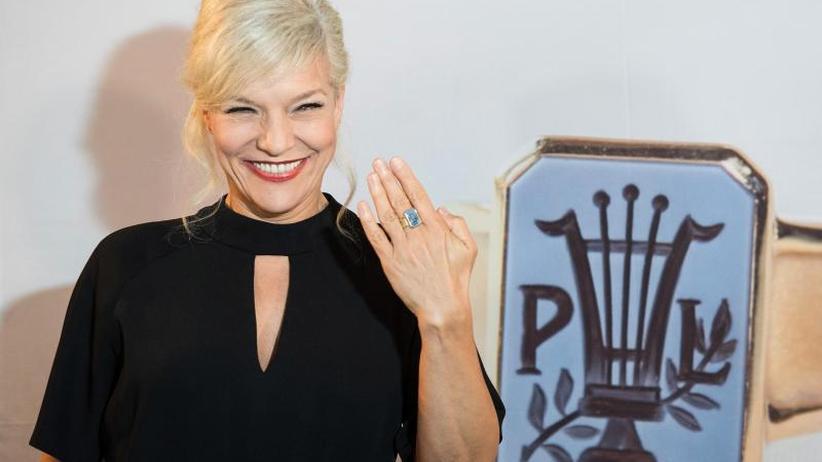 Auszeichnung: Ina Müller erhält Paul-Lincke-Ring
